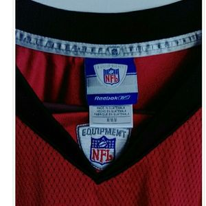 Reebok Other - Atlanta Falcons (#21 D'Angelo Hall) Jersey